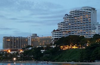 Cosy Beach Hotel 3 звезды Паттайя