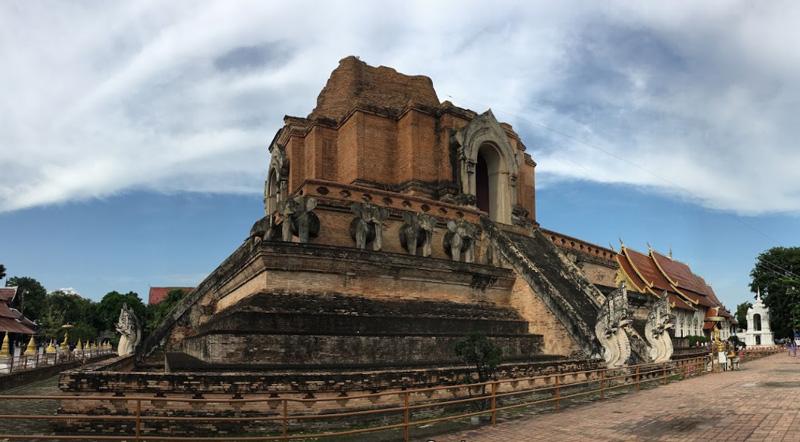Старый город Чиангмай
