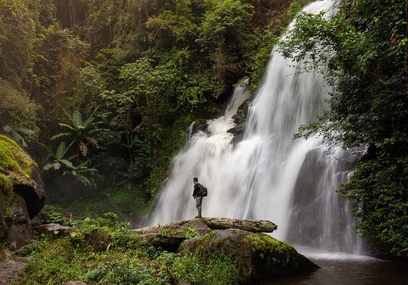 Водопад Кхун Корн