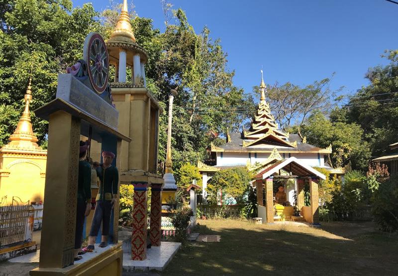 Город Пай Таиланд