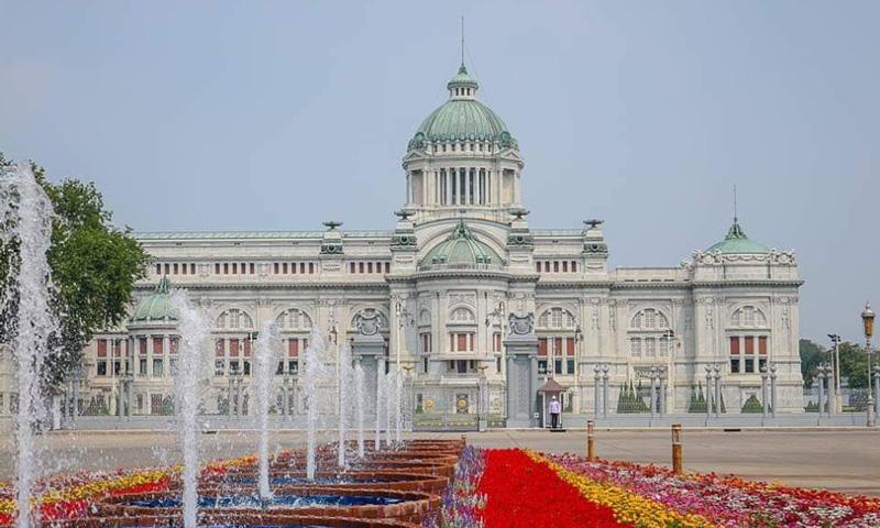 Дворец Дусит в Бангкоке