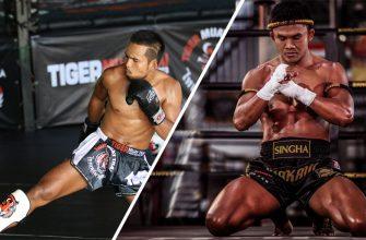 Уроки тайского бокса