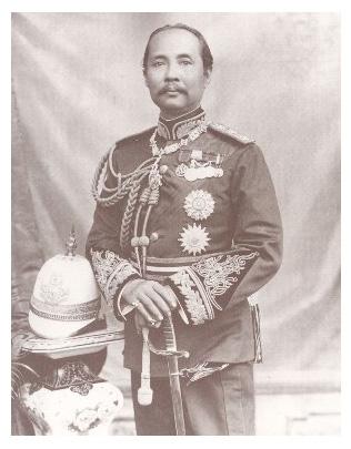 Король Чулалонгкорн Рама V (1868–1910)