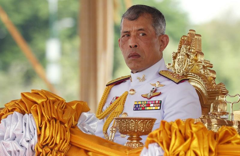 Король Таиланда Махи Ваджиралонгкорн Рама X