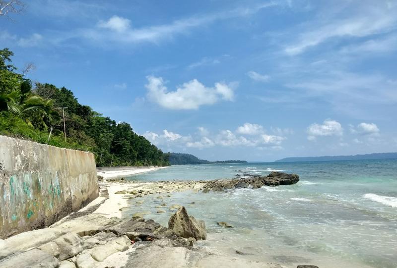Пляжи в Андаманском море
