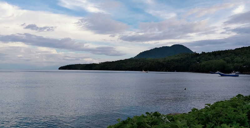 Берег Тайланда
