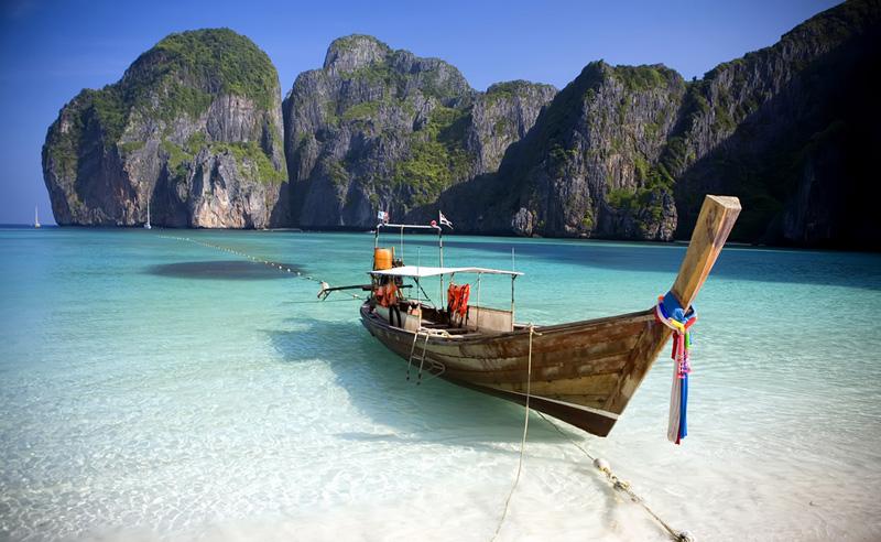 Океан в Таиланде