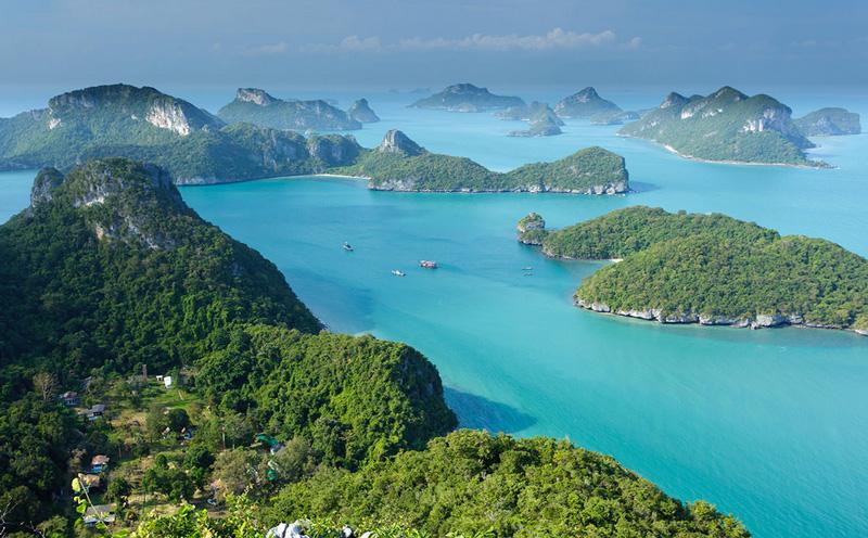 Юг Таиланда