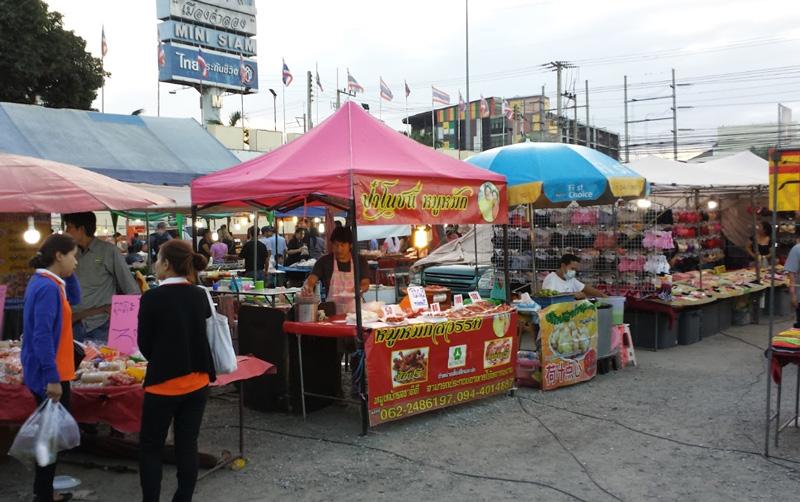 Ночной рынок Saim Night Market