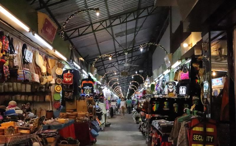 Night Bazar Pattaya