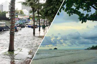 Погода в Тайланде в сентябре