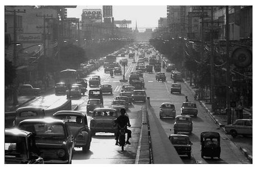 Бангкок 1970 год