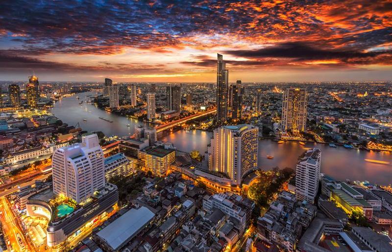 Климат Бангкока