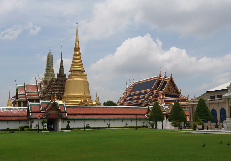 Ват Пхра Кео Таиланд
