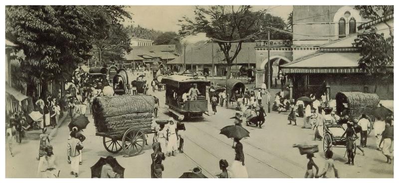 Бангкок 100 лет назад