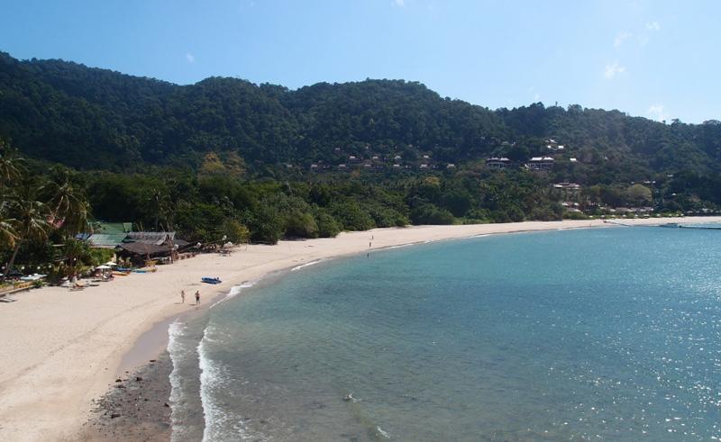 Пляж Ба Кан Тианг Тайланд