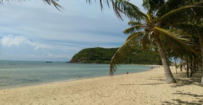 Пляж Мае Хаад в Пха Нган