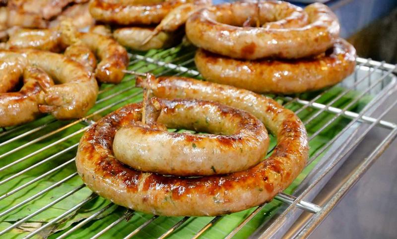 Тайские колбаски Naem