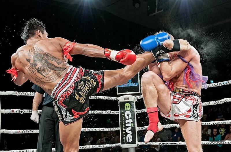 Что лучше тайский бокс или кикбоксинг