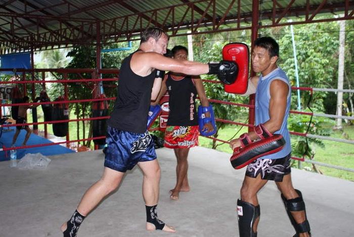 Кемпы Муай-тай и кикбоксинга в Таиланде