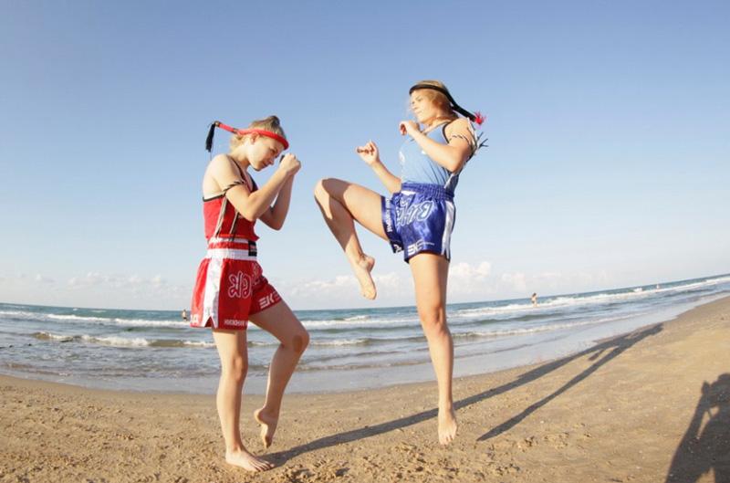Уроки тайского бокса в Таиланде