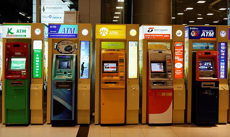 Как снять деньги с карты сбербанка в тайланде