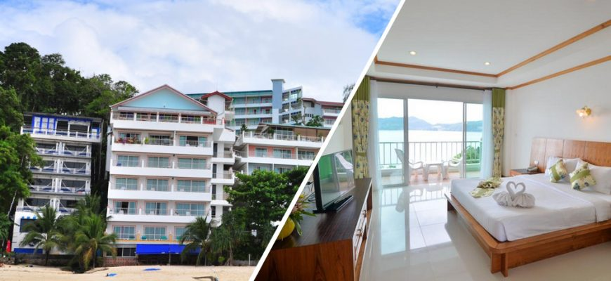 Tri Trang Beach Resort 4 звезды Пхукет Таиланд