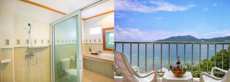 Удобства в улучшенном номере Tri Trang Beach Resort 4*