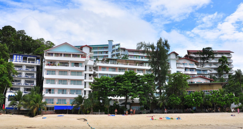 Отель Tri Trang Beach Resort 4* Пхукет