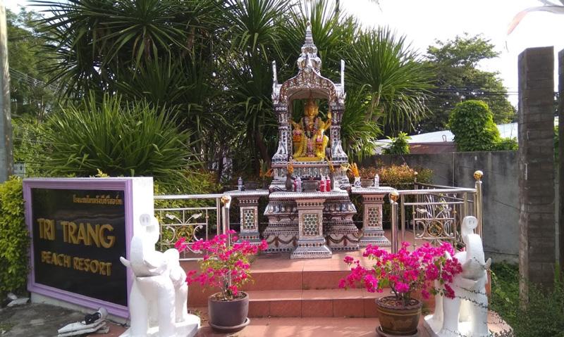 Tri Trang Beach Resort 4*