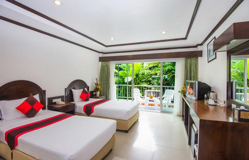 Номер эконом Tri Trang Beach Resort 4