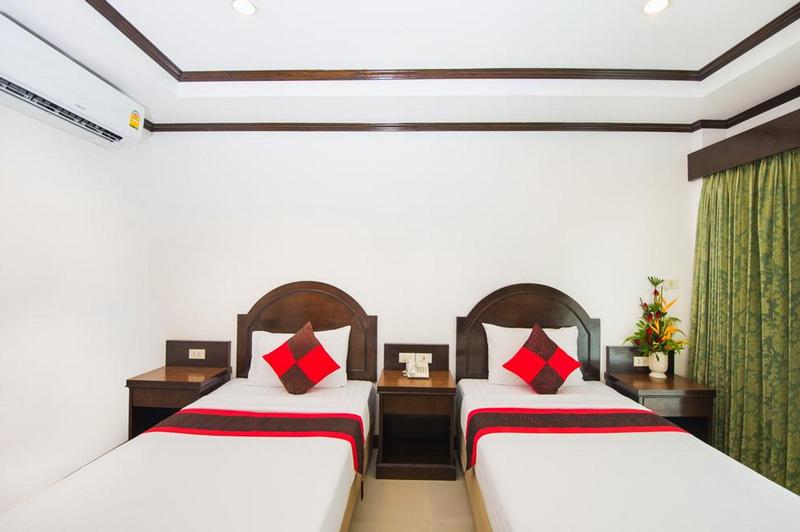 Двухместный номер в отеле Tri Trang Beach Resort 4