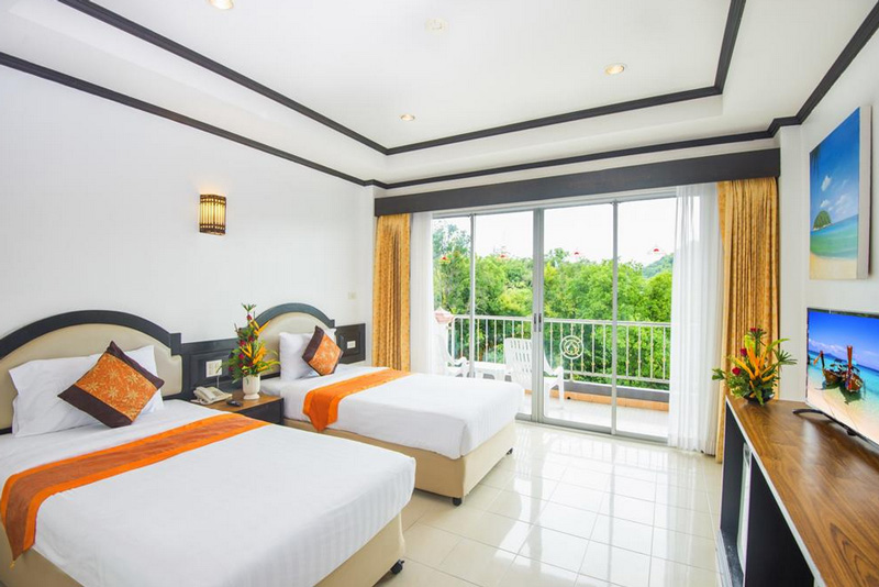 Стандартный номер в Tri Trang Beach Resort 4*