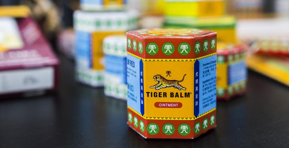 Тигровый бальзам Tiger Balm