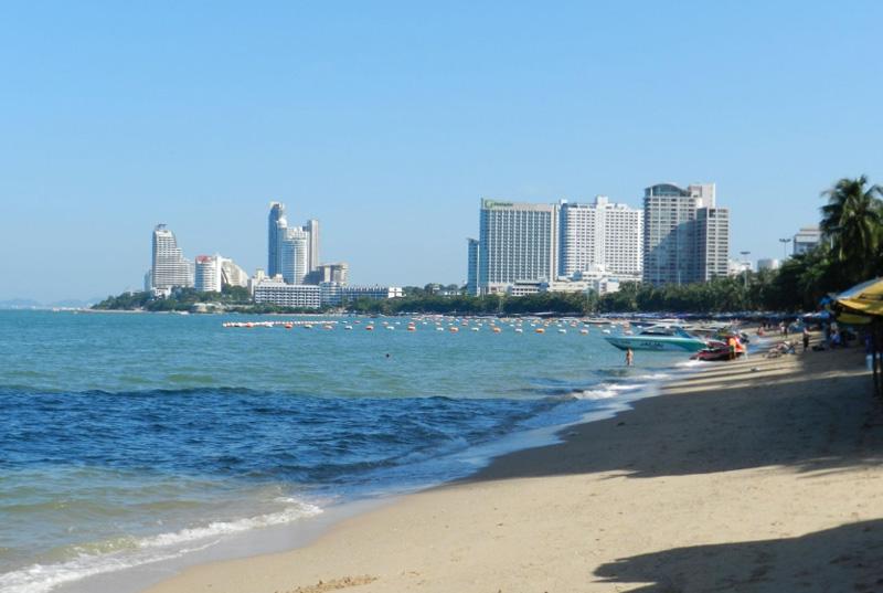Пляжи Паттай