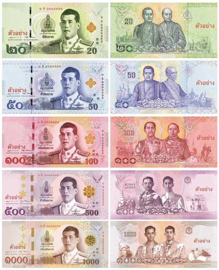 Новая Валюта Таиланда