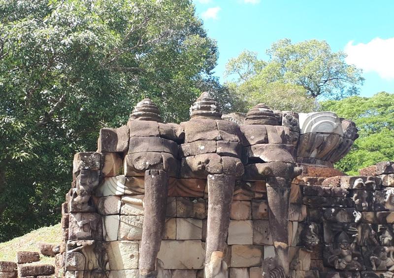 Древний Ангкор Ват