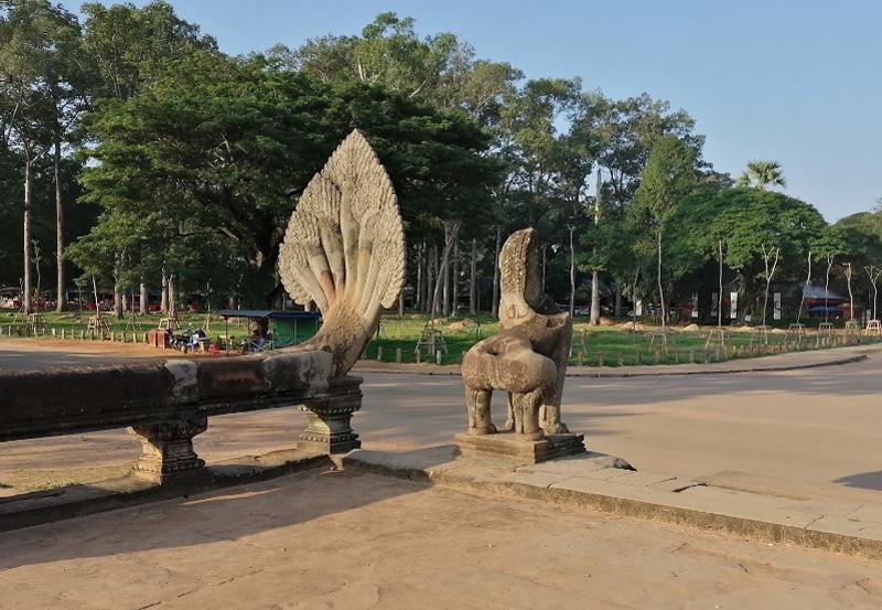 Памятники Ангкор Ват