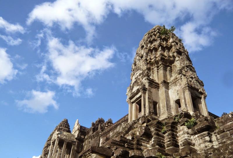 Храмовый комплекс Камбоджи