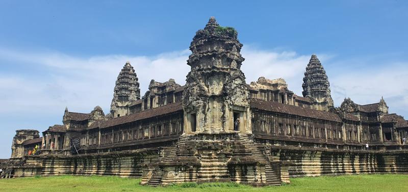 Аангкор Ват Камбоджа