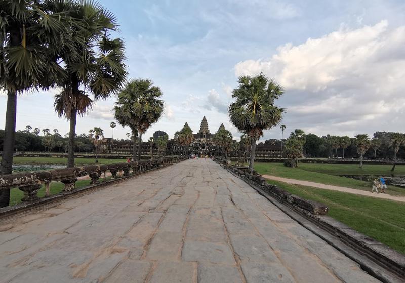 Достопримечательности Ангкор Ват