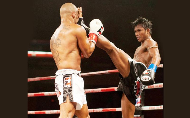 Разница бокса и Муай-тай