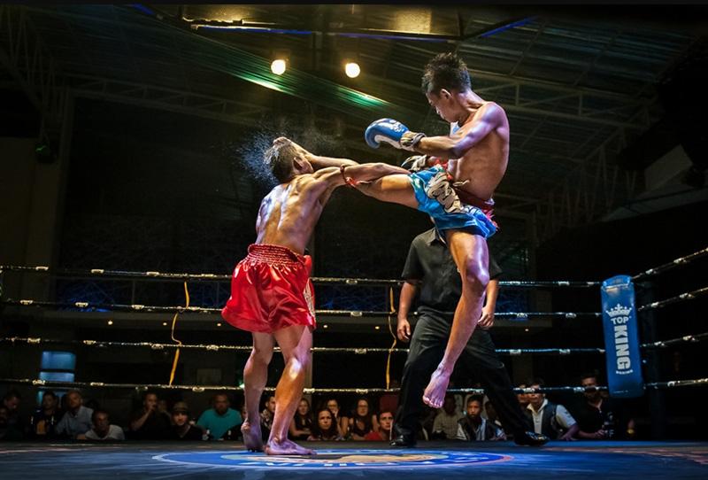 Бокс или тайский бокс, кто кого?