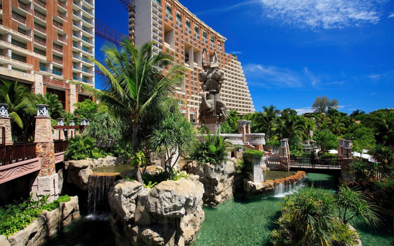Centara Grand Mirage Beach Resort Pattaya 5* в Паттайе