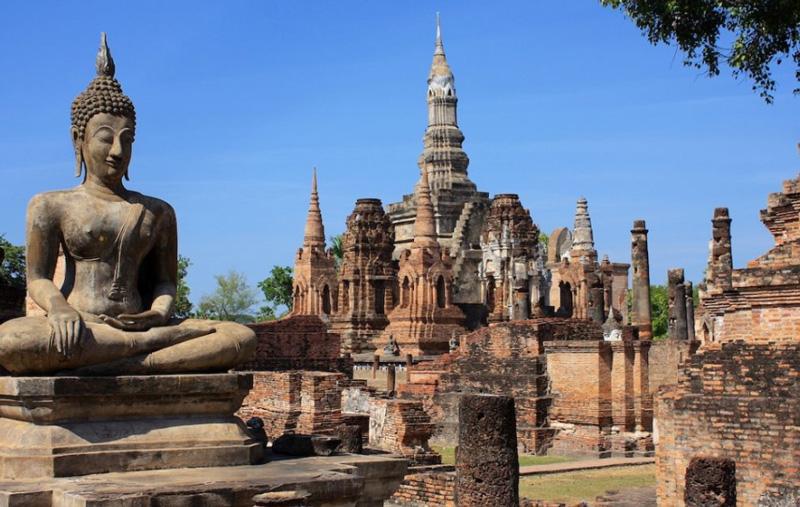 Храм Wat Mahathat