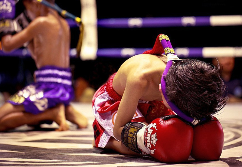 Качества чемпиона мира по тайскому боксу