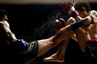 Чемпион мира по тайскому боксу