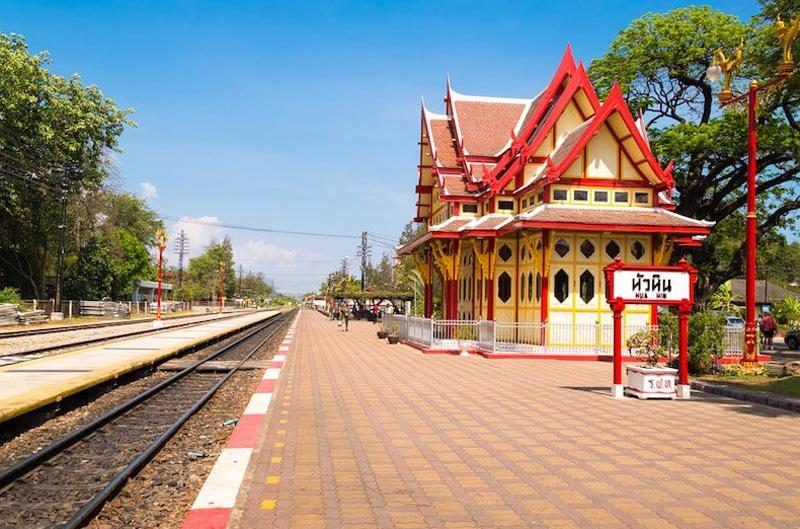 Железнодорожная станция Хуа Хин