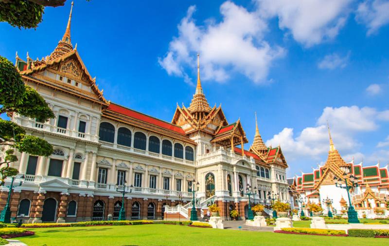 Дворец короля в Бангкоке