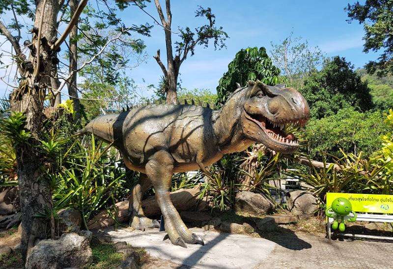 Стилстика Парка юрского периода